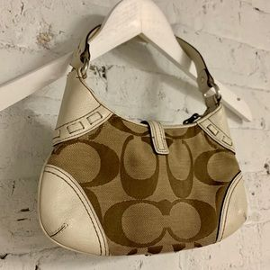 Coach Bags - NEW petite Coach purse